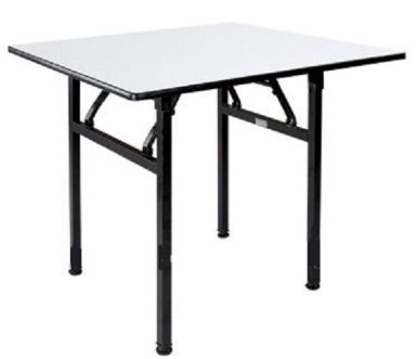 BANQUET TABLE  Square Folding Table<br> 1 square